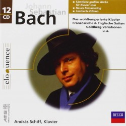 Andras Schiff - Il mio Bach una cura per l'anima
